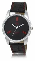 Casual Wear ADK Analog Black Color Dial watch for Boys-AD-03, Model Name/Number: WAT-AD-03