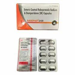 Enteric Coated Rabeprazole Sodium Domperidone (SR) Capsules