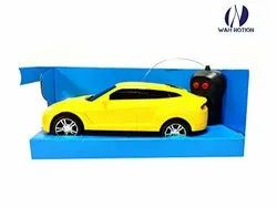 Wah Notion Model Car Simulation Full Function Back Off And Forward Yellow For Kids