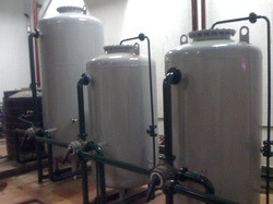 Water Treatment Plant (PSF, DMF, ACF, Softener)