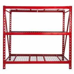 5-7 Ft Mild Steel Industrial Storage Rack