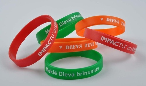 Customized Hand Band at Rs 5/piece | Customized Wristbands | ID: 15373752712
