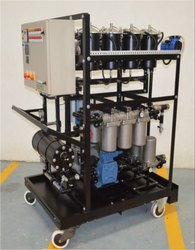 Turbine Oil Filtration Systems