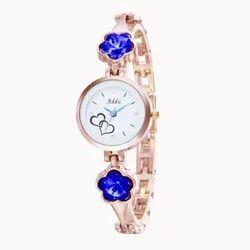 Ladies Addic Mermaid-Blossoms Rose gold Watch