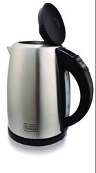 Black Decker BXKE1705IN 1.7-Litre Stainless Steel Electric Kettle with Digital Control