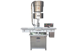 Fully Automatic Cap Sealing Machine