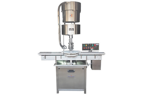0.5 HP Fully Automatic Cap Sealing Machine 440 V