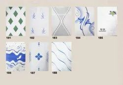 Glossy Interior Design Wall Tiles, Thickness: 6 - 8 mm