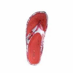 Canvas Daily Wear Apl Ladies Slipper