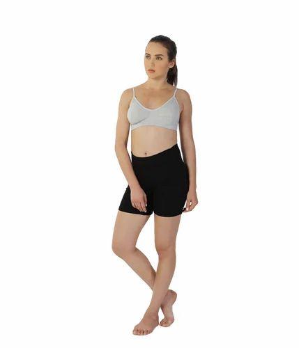 52434aaa116a5 Velvet Attire Grey Free Size Color Sports Bra
