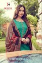Zardozi Deepsy Suits Cotton Embroidery Salwar Suit