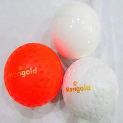 Marigold Hollow Hockey Ball