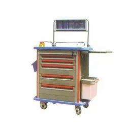 Anaesthetic Trolley (Abs)