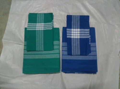 Cotton Hospital Bed Sheets, Size: 36x80Inch