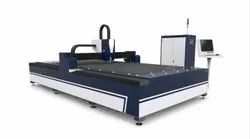 Automatic CNC Fiber Laser Cutting Machine