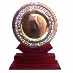Plain Wooden Trophy