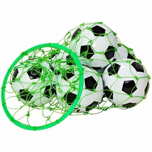 Ball Carrier with Hoop