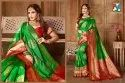 PARTY WEAR FANCY SILKE SAREE