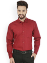 Full Sleeve Solid Formal Shirts