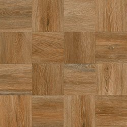 Digital Glazed Brown Decor Maple Wood Tiles