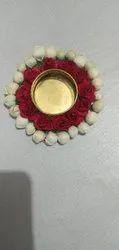 Handicraft Diwali diya, Size: 3*3 Inch