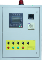 Control Panel for U Type Jet Dyeing Machines