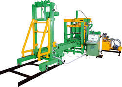 Automatic Multi Paver Fly Ash Brick Making Machine
