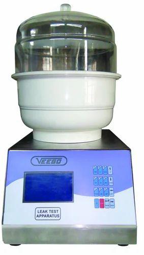 Digital Automatic Leak Test Apparatus