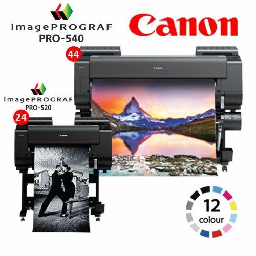 Canon PRO-520-540 Large Format Inkjet Printer - Target Sign