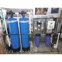 Mild Steel Reverse Osmosis Water Purifiers Plant, Reverse Osmosis Unit, Automation Grade: Semi-Automatic