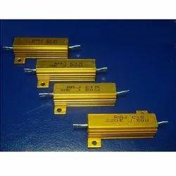 Aluminum Wire Wound Resistors