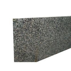 Gray Crystal Blue Granite Slab, 17 mm
