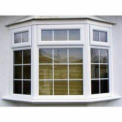 Residential Aluminium dgu glass window, Glass Thickness: 15 Mm