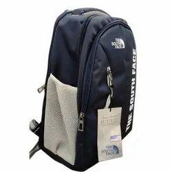 Polyester Printed 26 L School Shoulder Backpack