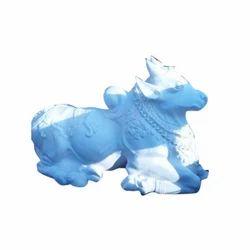 White Thermocol Bull