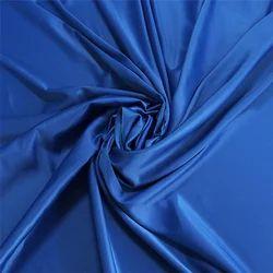 Blue Satin Fabrics