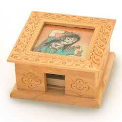 Slip Pad Box Handicraft Gift 120