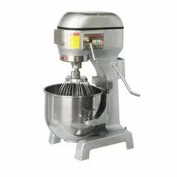 Homat Stainless Steel 20 Litre Planetary Mixer Machine
