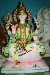 Marble Lakshmi Moorti
