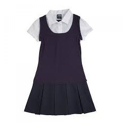 Summer School Uniform Frock