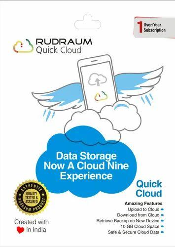 Rudraum Cloud App, एप्लीकेशन डेवलपमेंट की