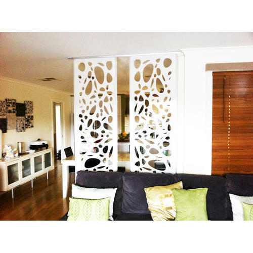 Decorative Jali Laser Cut Interior Jali Manufacturer From Surat