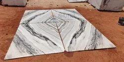 Agaria Albeta White Marble
