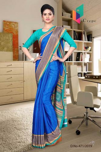 Teacher Uniform Sarees