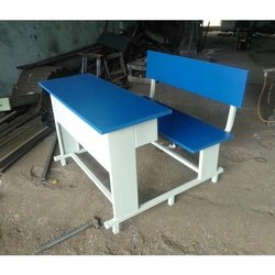 Student Classroom Bench