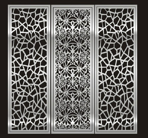 Stainless Steel Laser Cutting Windows
