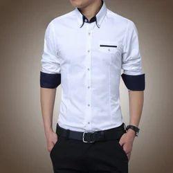 Linen Printed Anickson Shirt, Size: 44