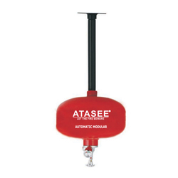 Atasee 5 KG Automatic Modular Type Fire Extinguishers, For Industrial Use