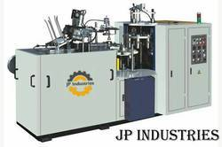 Paper Cup Forming Machine( JPD 15)