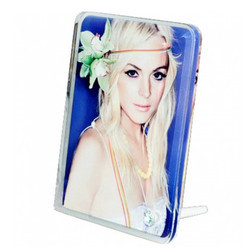 Sublimation Glass Crystal Photo Frame
